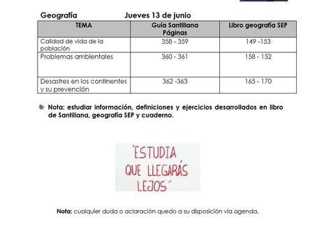 Guías temáticas español tercer trimestre