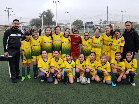 Semifinal Fútbol