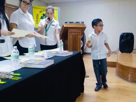 Concurso de Spelling Bee 2019 2do grado Primaria