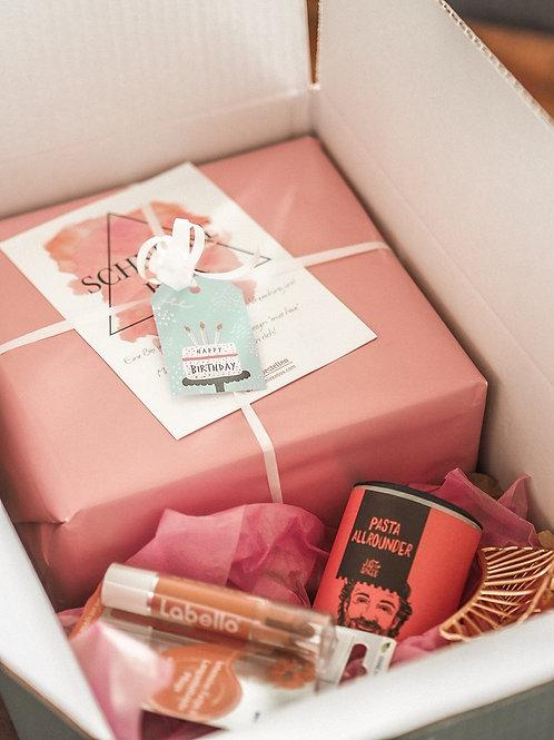Schnieke Box - Happy Birthday