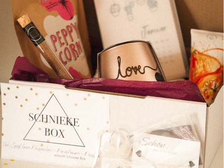 What's in the Schnieke Box? Unboxing 7. Edition SPECIAL