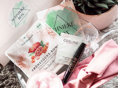 What's in the Schnieke Box? Unboxing 8. Edition Pretty Girl