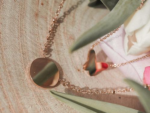 Halskette simply dot