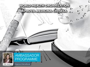 World Health Oranization aprova medicina chinesa