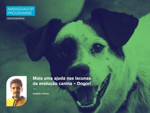 Mais uma ajuda nas lacunas da evolução canina - Dogor!