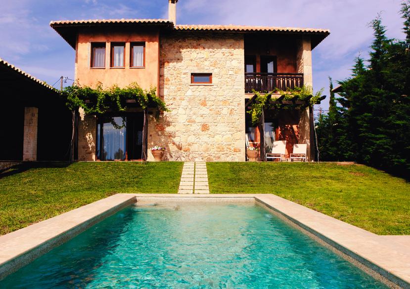 Three bedrooom villa with private pool