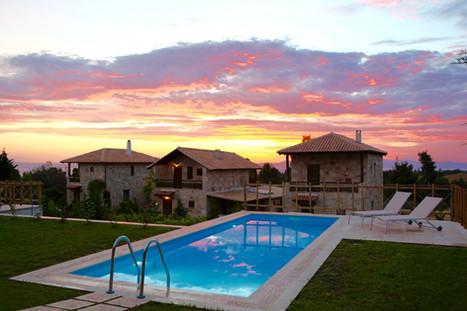 Three beroom villa private pool