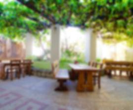 Taverna Avli Outdoor
