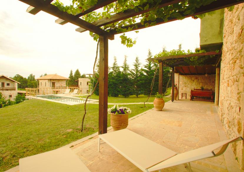 Private Backyard Pool & Garden