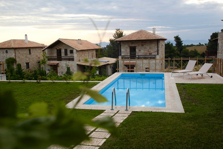 Three bedroom private pool