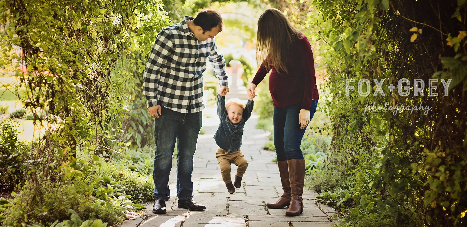 Fox + Grey Family Photography