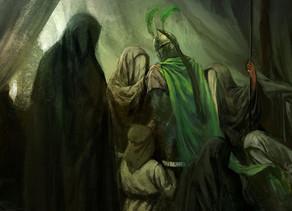 """O Terceiro Imam-Al-Hussein """"Sayyed Ashuhadá (A.S.)"""""""