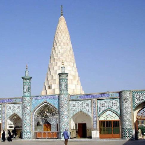 A tumba do Profeta bíblico e islâmico Daniel(as)
