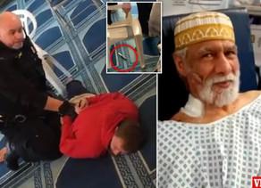 Muçulmano esfaqueado na Mesquita em Londres durante oração.