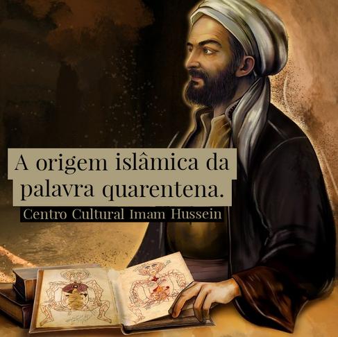 A origem islâmica da palavra quarentena