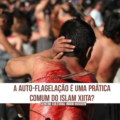 Auto-Flagelação é uma prática comum no islam xiita?