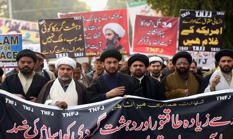 Xiitas são as maiores vítimas de intolerância no Paquistão