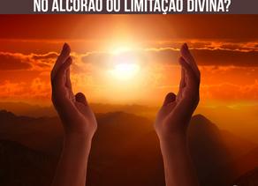 """As """"Mãos"""" de Deus: uma contradição no Alcorão ou limitação divina?"""