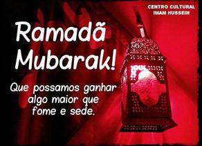 O Sagrado Mês de Ramadã
