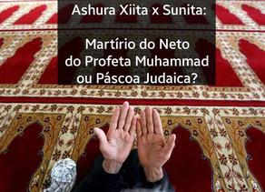 Ashura Xiita x Ashura Sunita