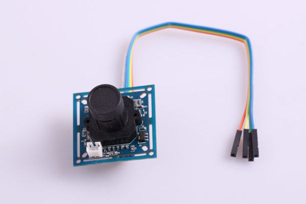 Camera OV7670 Interface with Arduino