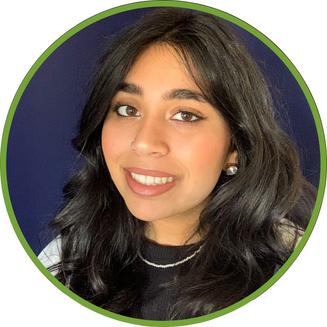 Maliha Bhutta-Khan, Marketing Support Assistant