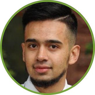 Faheem Moolla, Program Support Assistant