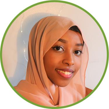 Iman Dirie, Marketing Coordinator