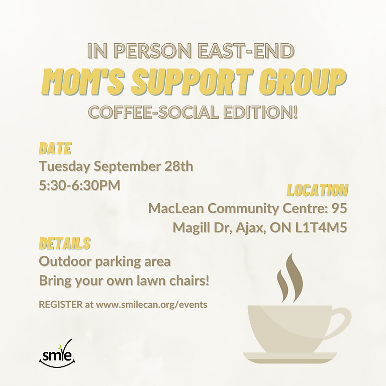 Mom's Group (East-end Coffee Social)