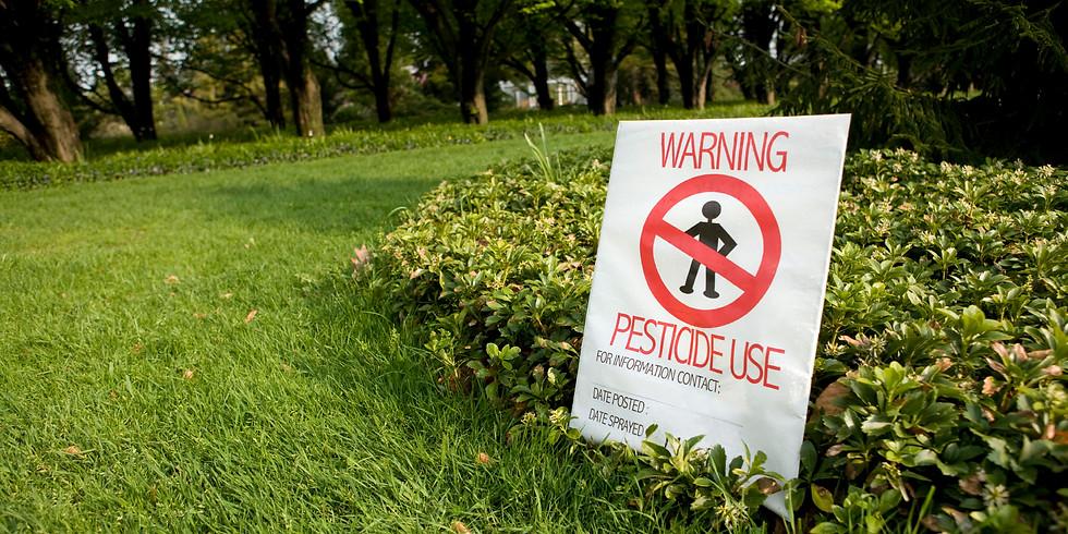 2019 Pesticide Applicator Exam Prep Course & Exam