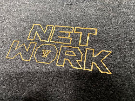 NetWork Gold Net T-Shirt