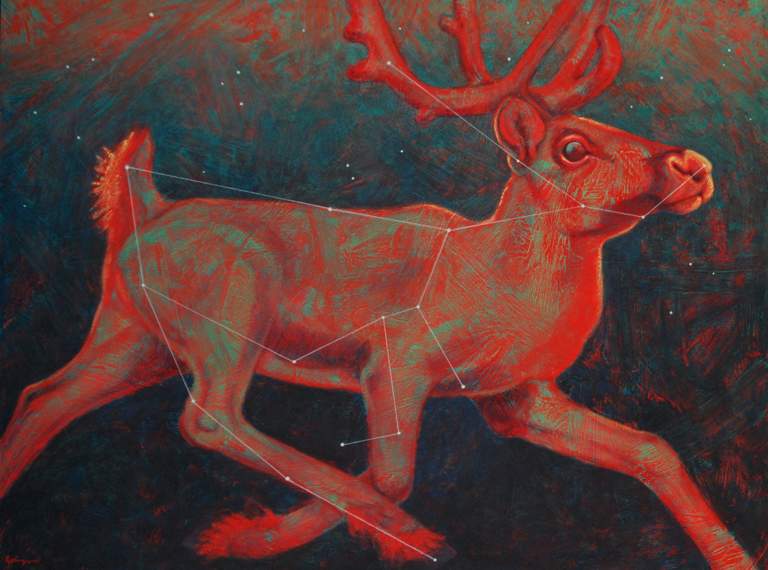 Radiant Reindeer (constellation Rangifer