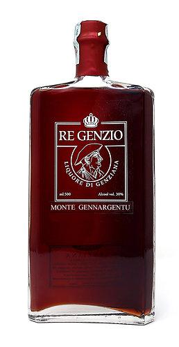 Genziana Monte Gennargentu Re Genzio A