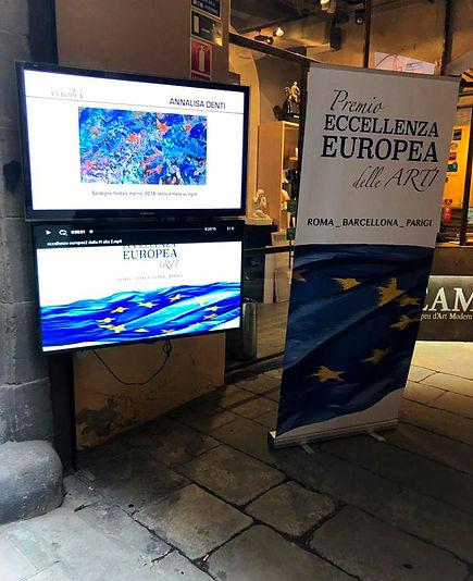 Premio Eccellenza Europea delle Arti