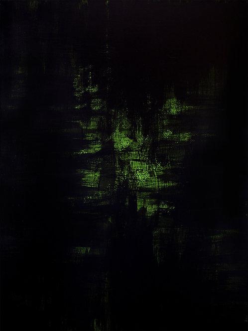 Il verde al di là del buio