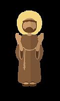 St. Francis Logo - Less Shadow.png