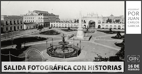 Salida Fotográfica con Historias! MONSERRAT