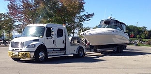 Sea Ray Boats Ontario, Ontario boat transportation