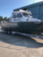 toronto police boat transportation ontario