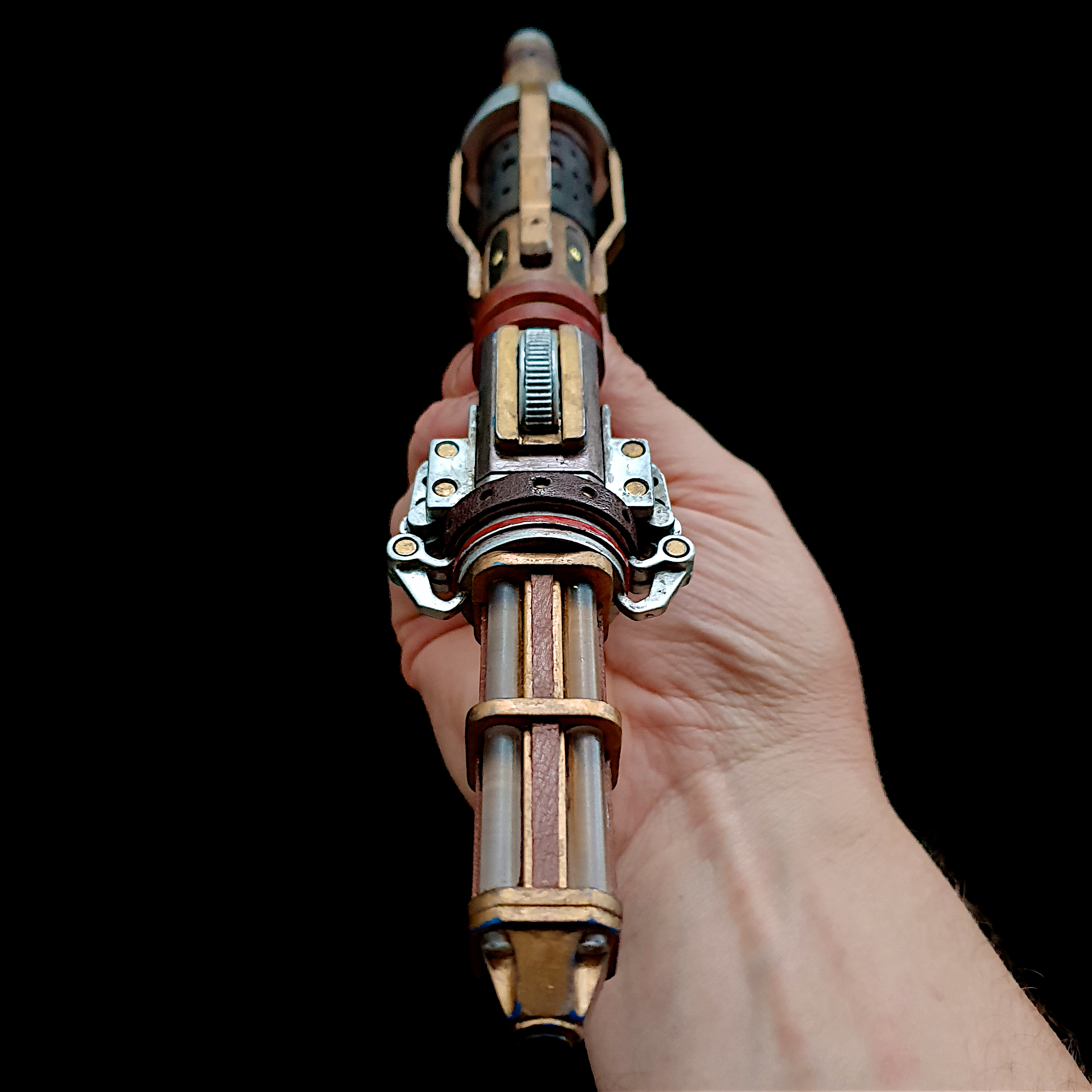 Sonic Screwdriver Custom