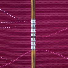 Red Valley Arrow Art Cresting II