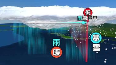 図解CG_雨雪の境界線