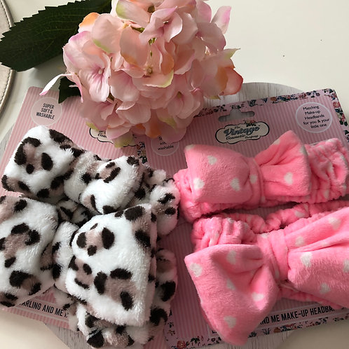 MATCHING HEADBANDS FOR YOU & LITTLE ONES