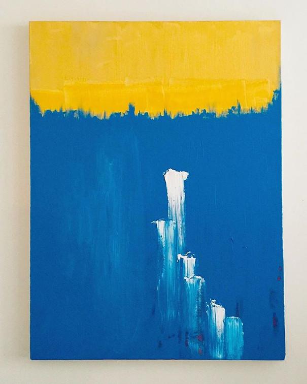 (SOLD) Limit, 2004.