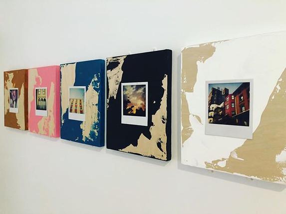 Polaroids II, 1998//2019.