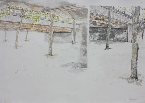 Nicola Saunderson_Cut Through 2_ 71.9 x