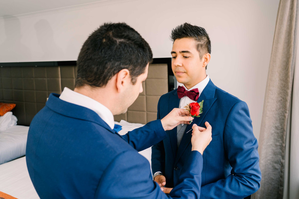 Best man wedding pictures