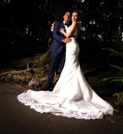 Brisbane Botanic Gardens Wedding Photography