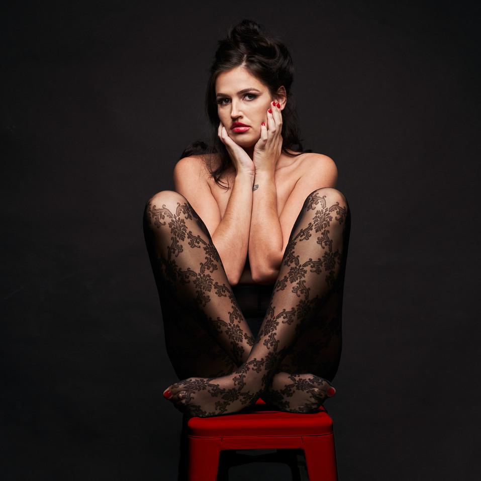 Flare Images Portraits