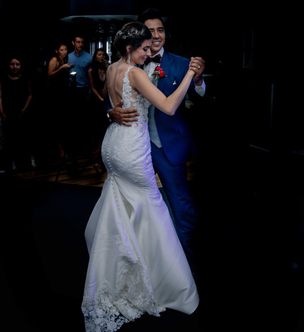 First dance wedding images